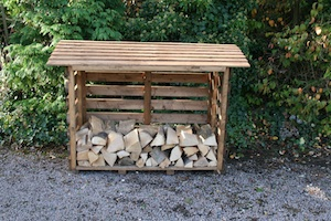 log store for sale Nottinghamshire